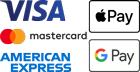 Bezahlung mit Kreditkarte