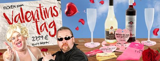 FICKEN zum Valentinstag