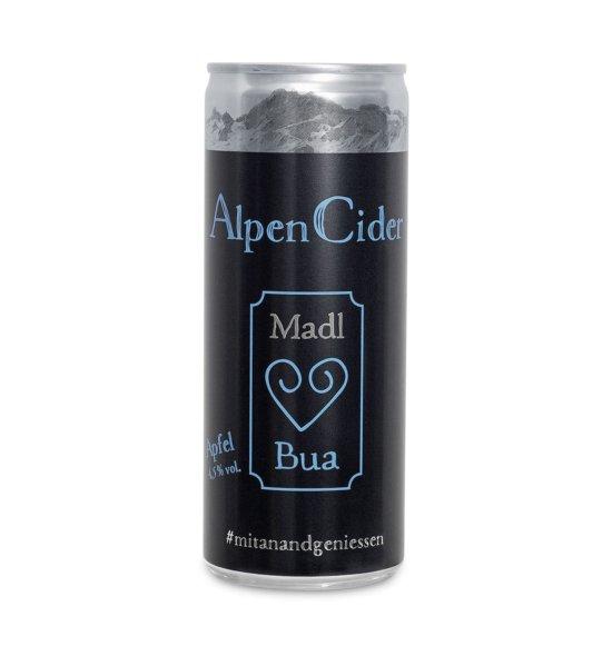 AlpenCider Apfel Bua