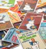 Spielkarten vom Stinkefingereinhorn Anmachglas