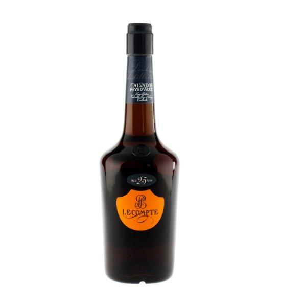 Calvados Pays D'Auge LeCompte · 0,7l · 40% · 25 Jahre