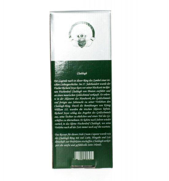 Claddagh Irish Cream Liqueur  · 0,7l · 17%