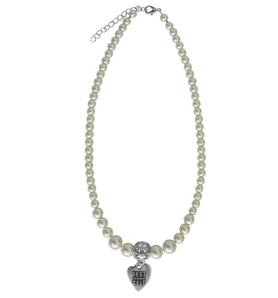 FESTverwurZELT - Perlenkette
