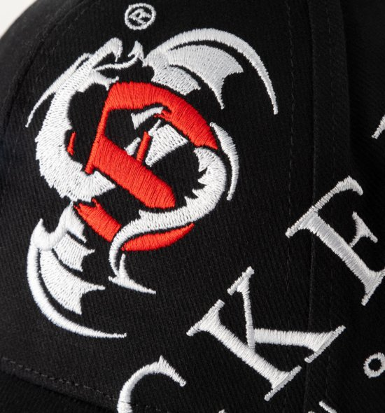 FICKEN Cap Stick Detailaufnahme