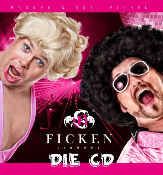 Bronko & Rosi FICKEN - Die CD (Download)