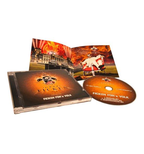 FICKEN FÜR's VOLK - CD