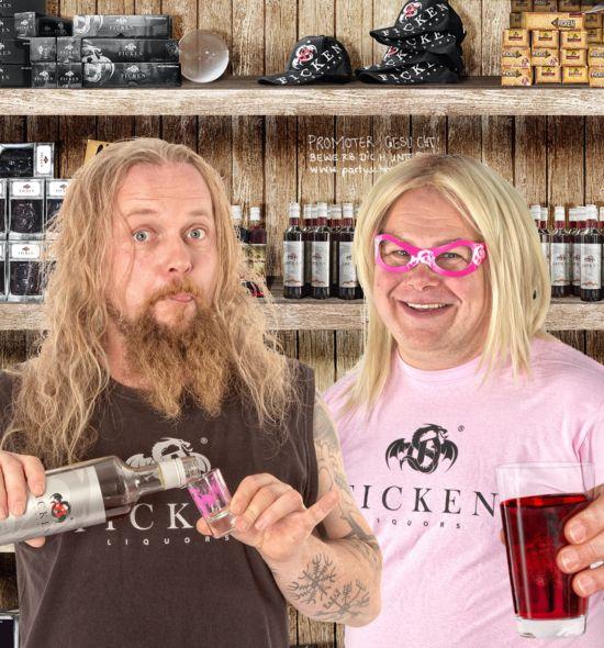 Bronko und Rosi FICKEN