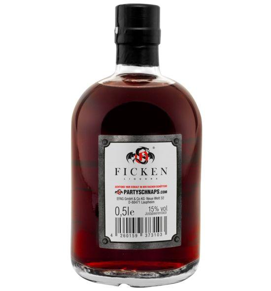 FICKEN Pirat 0,5l Karton