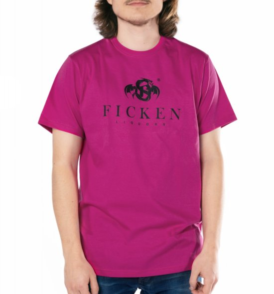 FICKEN Shirt Hardcore Pink male
