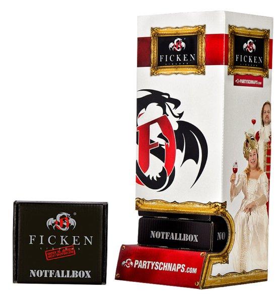 FICKEN Stimmungs-Spender 8xNotfallbox