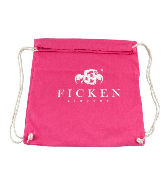 FICKEN Turnbeutel pink