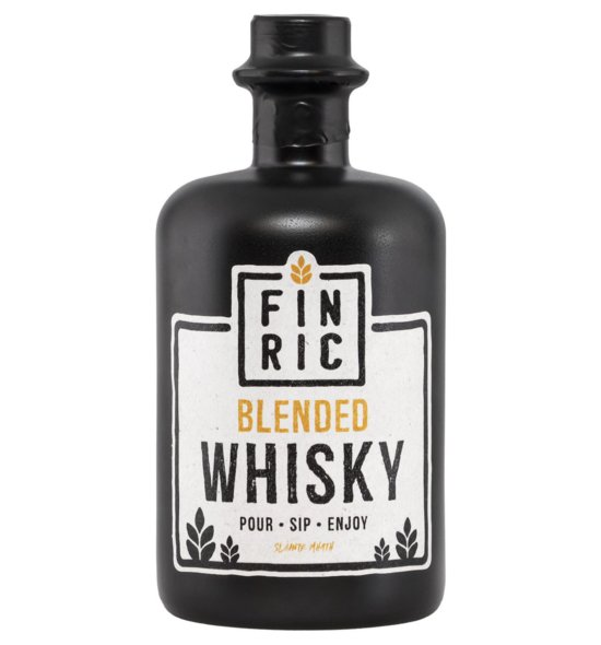 FINRIC Blended Whisky 0,5l