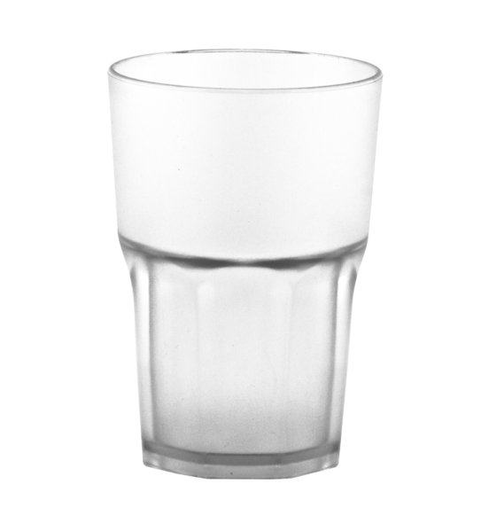 Kunststoffglas Granity 400ml Frostoptik