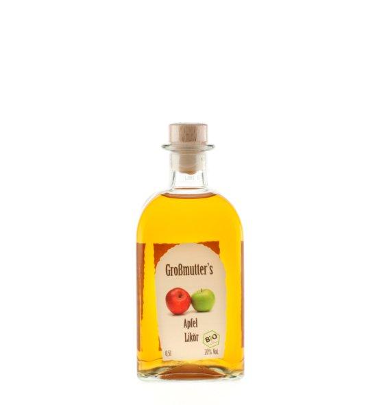 Großmutter's Bio - Apfel - Likör · 0,5l · 20%