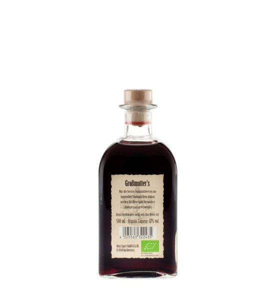 Großmutter's Bio - Cassis - Likör · 0,5l · 17%