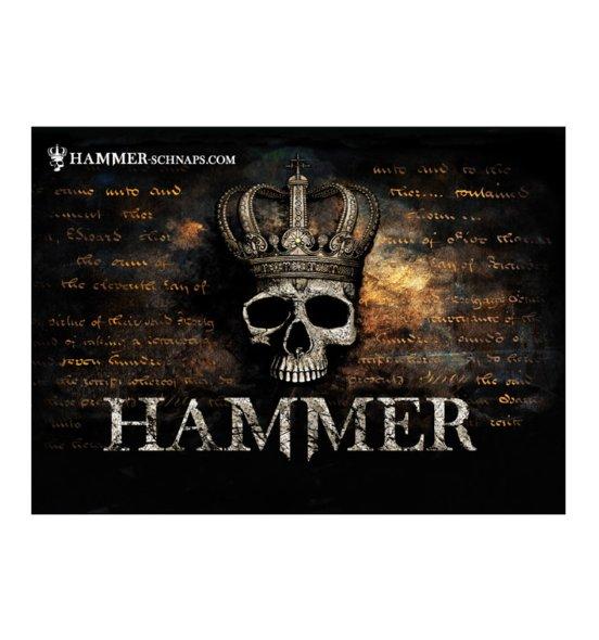 HAMMER Aufkleber