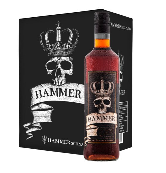 HAMMER Einzelflasche 0,7l