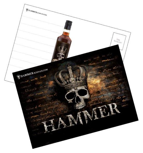 HAMMER Postkarte
