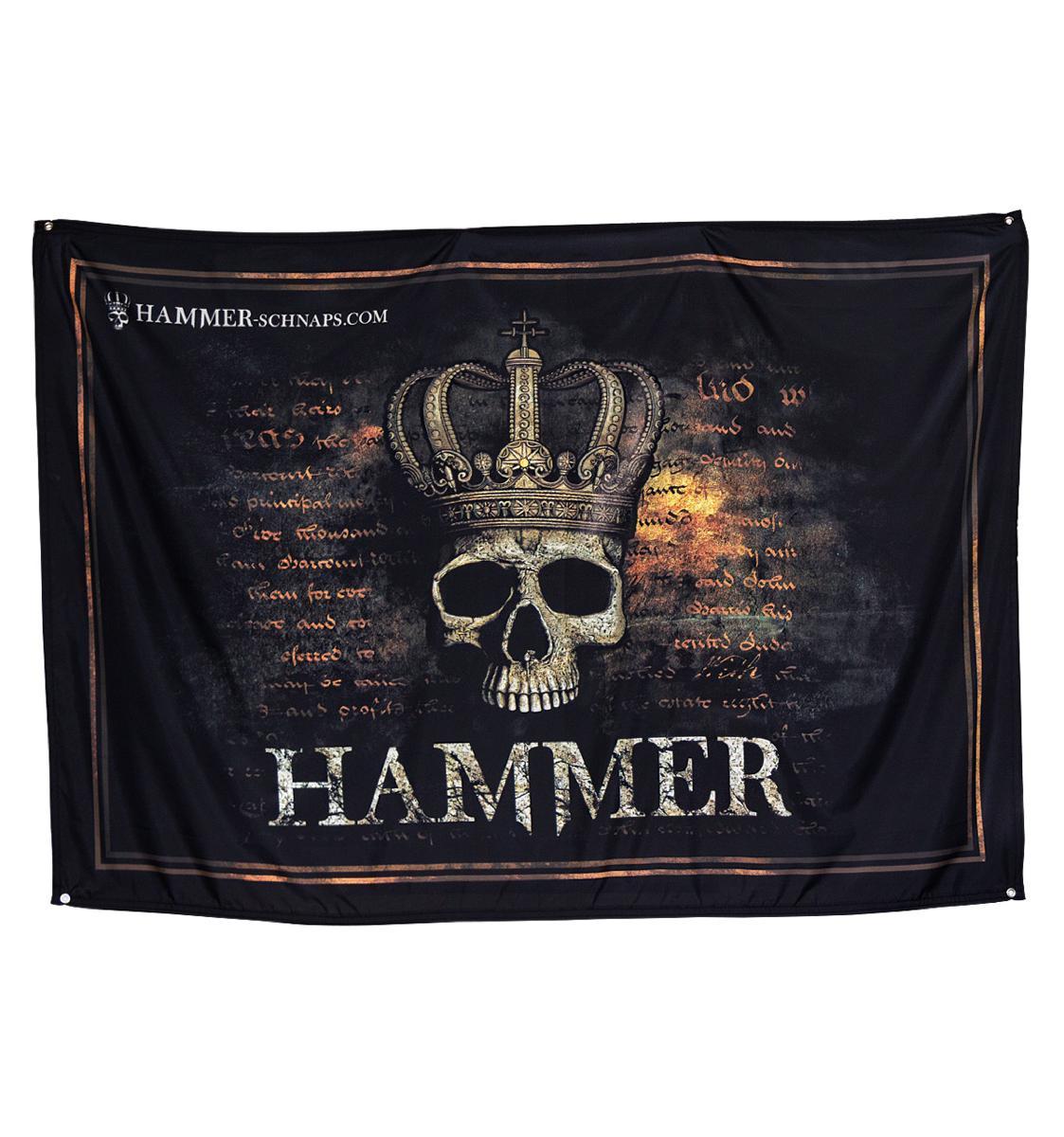 Spiegel Fahne Hammer