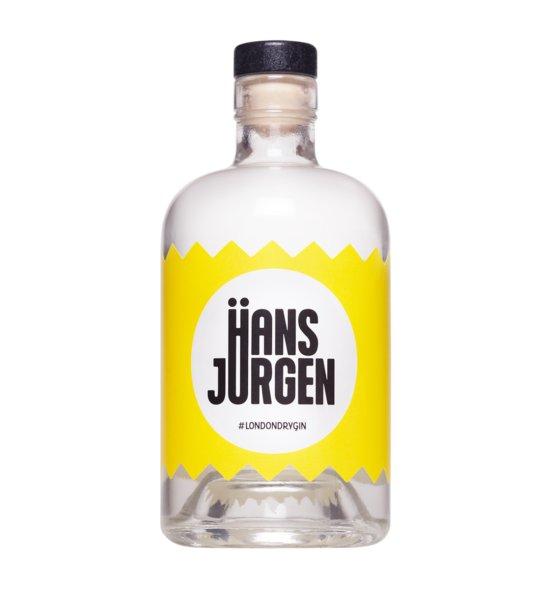 Hans Jürgen Gin - Heisszeit 0,7l