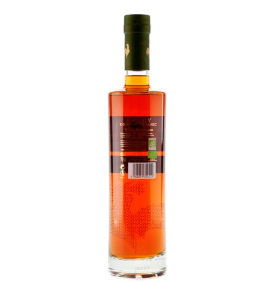 Hardy Cognac Organic V.S.O.P. Fine Cognac · 0,7l · 40%