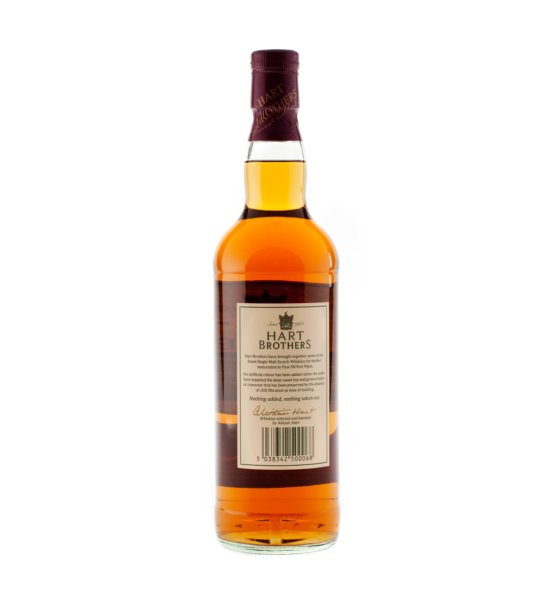 Hart Brothers Blended Malt Whisky · 0,7l · 50% · 17 Jahre · Port. Finish