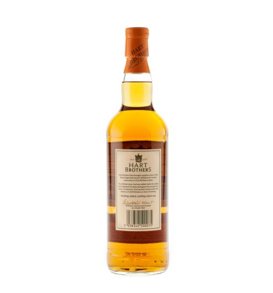 Hart Brothers Blended Malt Whisky · 0,7l · 50% · 17 Jahre · Sherry Finish