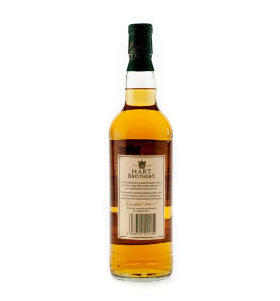 Hart Brothers Blended Malt Whisky · 0,7l · 40% · 8 Jahre