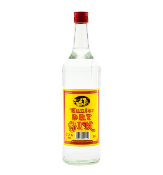 Hunter Dry Gin · 1,0l · 37,5%