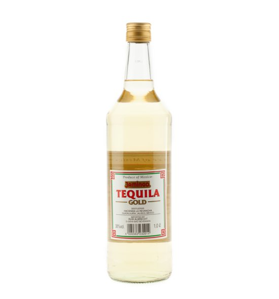Jamingo Tequila Gold · 1,0l · 38%
