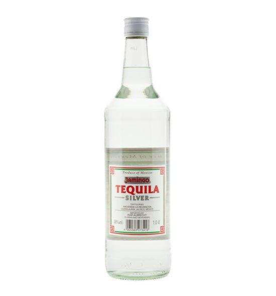Jamingo Tequila Silver · 1,0l · 38%