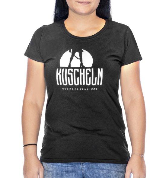 KUSCHELN Shirt Baseball Damen