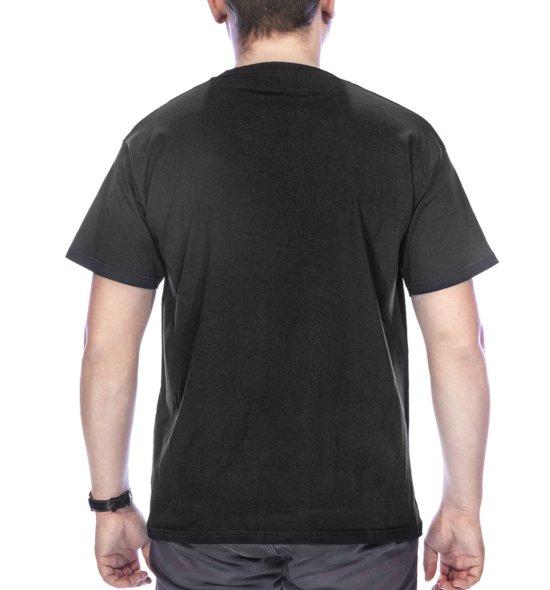 KUSCHELN Shirt Bär Herren Rückseite