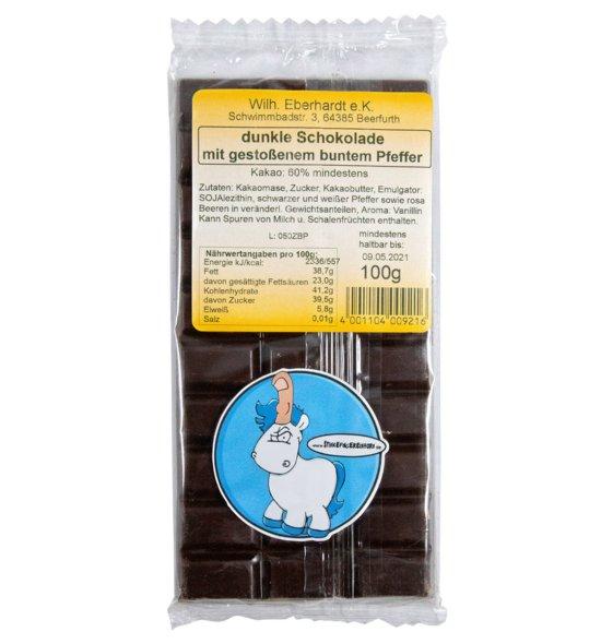 Lecker Schmecker Schokolade