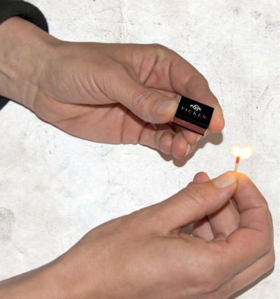 FICKEN Mini-Streichhölzer