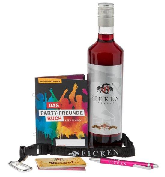 Party-Freunde Buch Premium