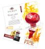 PRICKELFICK Cocktailkarte