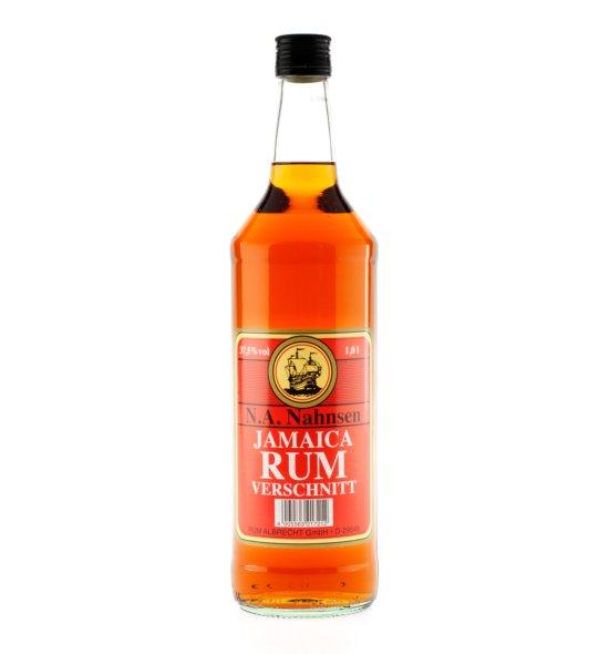 N.A. Nahnsen Jamaica Rumverschnitt · 1,0l · 37,5%