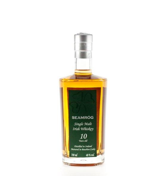 Seamrog Single Malt Irish Whiskey  · 0,7l · 40% · 10 Jahre