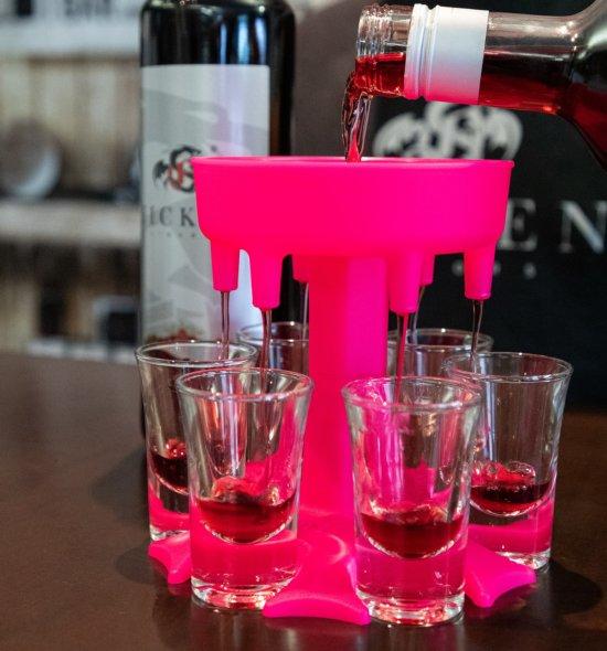 Shotbuddy Pink und FICKEN in Aktion