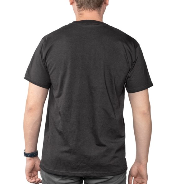 Stinkefingereinhorn Crowdfunding T-Shirt