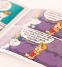 Stinkefingereinhorn Comicheft - Liebe macht schön - Innenseiten