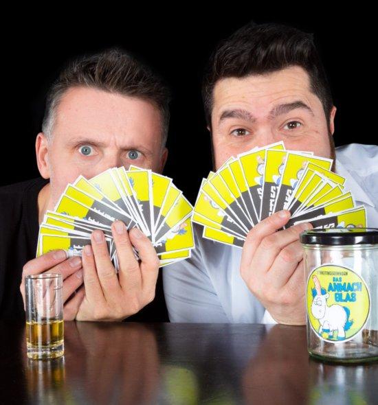 Stinkefingereinhorn Spielkarten