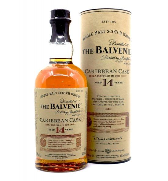 The Balvenie Caribbean Cask 14 Jahre