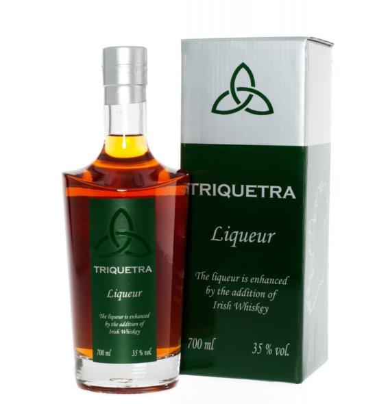 Triquetra Liqueur  · 0,7l ·35%