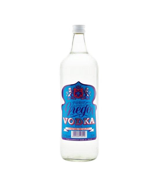 Fürst Gregor Vodka · 1,0l · 37,5%