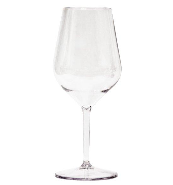 Weißwein/Hugo Kunststoffglas