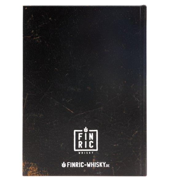 Tastingnotes - Whisky Tastingook - Rückseite